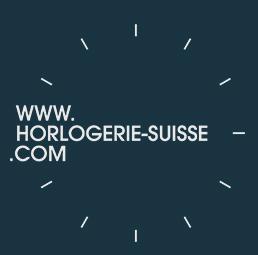 horlogerie suisse